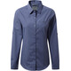 Craghoppers Kiwi Longsleeve Shirt Women China blue